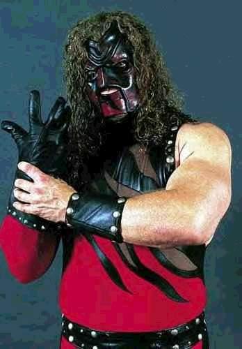 Kane masqué