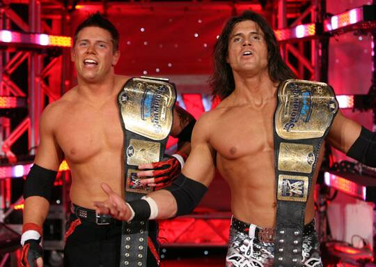 The Miz & John Morrisson