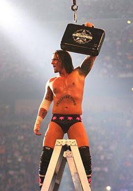 CM Punk gagne le MITB